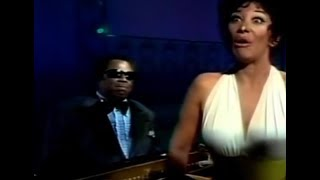 Ray Charles and Lena Horne duet  via George Kirby and Marilyn Michaels