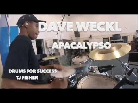 Apacalypso Dave Weckl Drum Cover