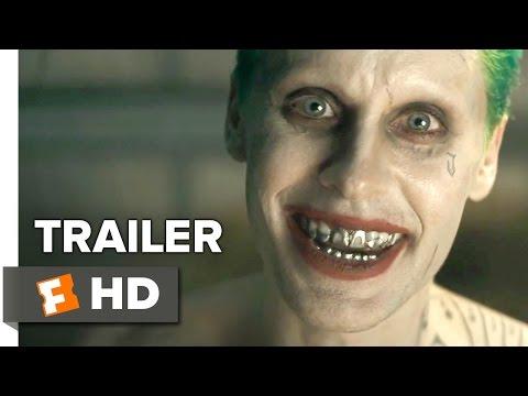 Suicide Squad Comic-Con Trailer (2016) - Jared Leto, Will Smith - DC Comics Movie