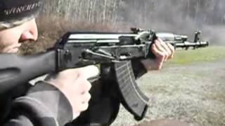 This Is How AK47 Works  240fps Slow Motion