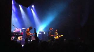 Arkells - Pullin' Punches with Black Keys' Lonely Boy tag (Toronto 2011)