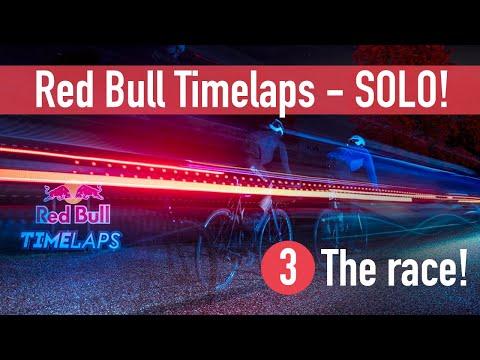 Dave vs Pavel Sivakov* | Red Bull Timelaps - The Race