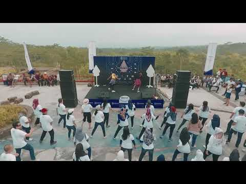 Holi Party & Zumba Dance FPK BRI 2018 Cik Ditiro Jogja