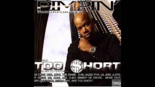 Too Short - Im Pimpin'