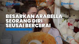 Curhat Aura Kasih di Hari Lebaran, Besarkan Arabella Seorang Diri Seusai Bercerai dari Eryck Amaral