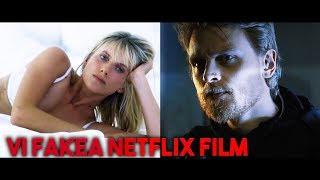 HUR VI FAKEADE ATT VI VAR MED I NETFLIX FILM