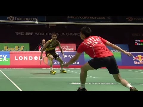 Lee C.W. V Lin Dan |MS-F|  Yonex BWF World Champ. 2011 Mp3