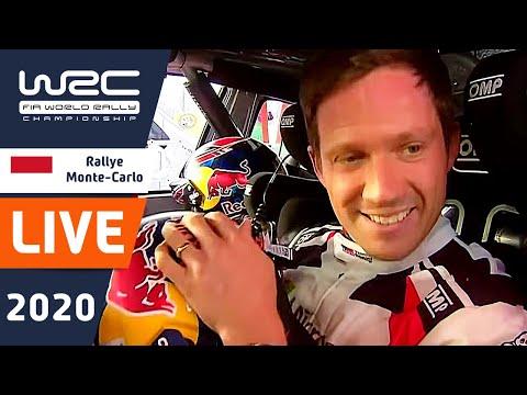 2020年WRC第1戦ラリーモンテカルロ シェイクダウンLive配信
