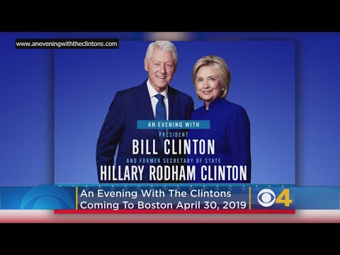 Democrats Beg Hillary To 'Go Away' As Clintons Prepare To Launch Cringeworthy 13-City Live Nation 'Speaking Tour'