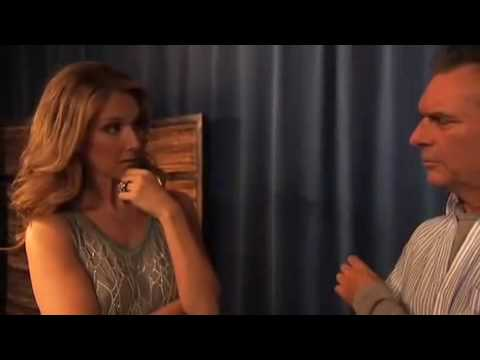 Celine Dion Recording The Song Acadian Driftwood 2009 www celinedion pt to