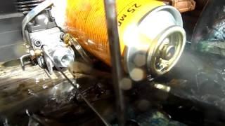 КМД 2.5 радио (Diesel 2.5cc RC)