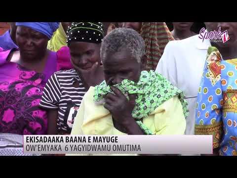 E Mayuge omwana eyali  yawambibwa atemuddwa