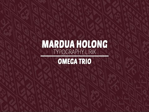 Mardua Holong - Lirik Lagu Batak #6 Mp3