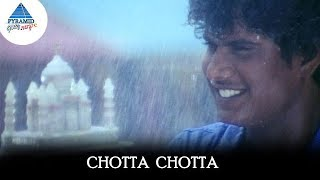 Chotta Chotta Video Song | Taj Mahal Songs | Manoj | Riya Sen | AR Rahman | Pyramid Glitz Music