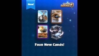 новые обновления(обзор clash)