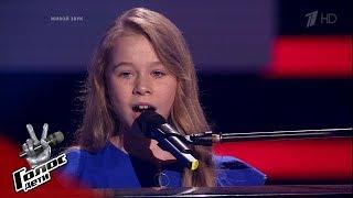 Анастасия Кормишина «A Song for You» - Слепые прослушивания - Голос.Дети - Сезон 5