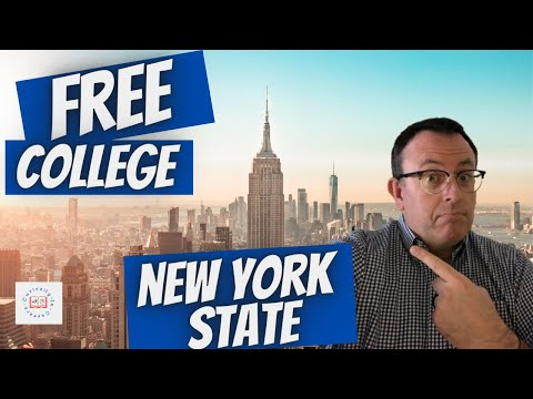 , title : 'FREE COLLEGE - NEW YORK! 🎓 The Excelsior Scholarship program. Getting your degree for free!