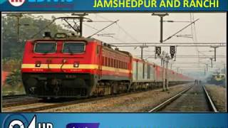 Get Hi-tech Train Ambulance Service in Jamshedpur and Ranchi by Medivic