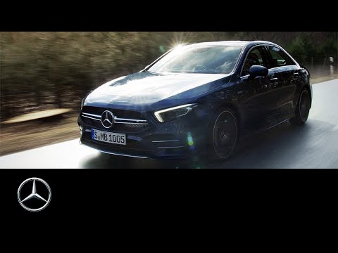 Mercedes-AMG A 35 4MATIC Saloon World Premiere | Trailer