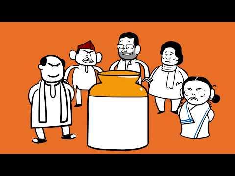 महामिलावट की टीम की चाल, है बेकार  फिर एक बार मोदी सरकार। #ModiAaneWalaHai