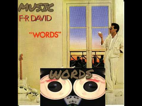 FR. David - Words  vinyl  audio