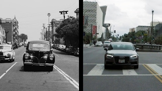 Seventy Years of Los Angeles, Then and Now   The New Yorker
