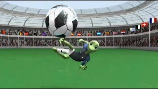 (Skill Football)⚽_And best song