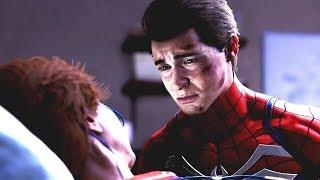 Spider-Man PS4 - Final Boss & All Endings + Secret Ending