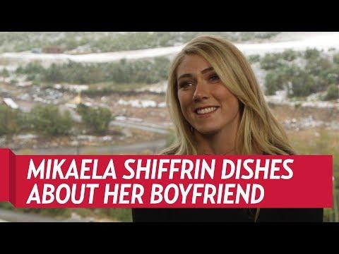 Mikaela Shiffrin Dishes About Her Boyfriend