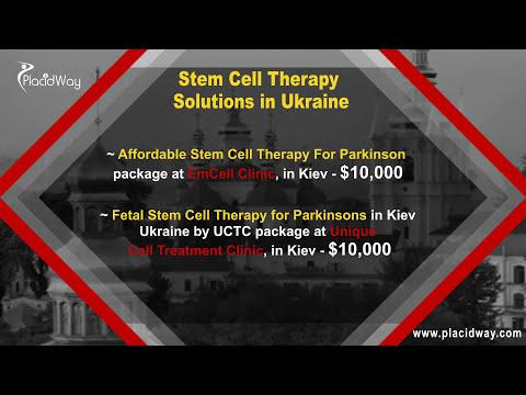 Parkinson?s Stem Cell Treatment in Kiev Ukraine