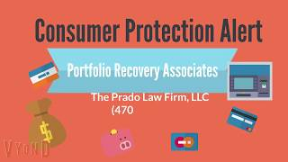 Portfolio Recovery Associates PRA - We make them pay you!