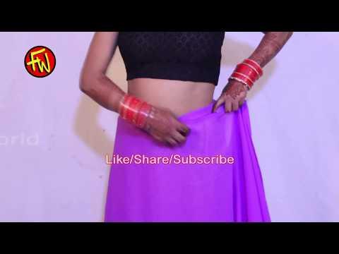 How To Drape Sari Properly Perfect To Look Like Professionals ,purpul colur saree draping