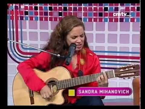 Sandra Mihanovich video Potpourrí - CM Estudio 2013