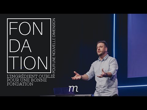 Fondation – l'ingrédient oublié pour de bonnes fondations