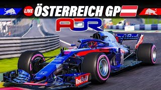 AOR Liga Rennen 9: Österreich GP – F1 2018 Livestream Deutsch | Formel 1 Gameplay German