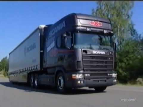SCania 4 Series - the birth