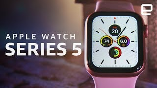 Apple Watch Series 5 review: The best smartwatch gets slightly better
