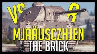 """► Mjaäusczhjen, """"The Brick"""" vs 8! - World of Tanks Mäuschen Gameplay"""