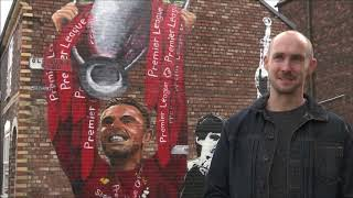 Henderson/ Hansen mural interview