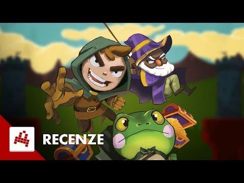 Treasure Stack - Recenze