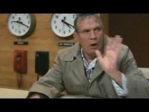 Network - Mad as Hell Scene