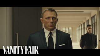 "Meet the Villains of the New James Bond Movie ""Spectre"""