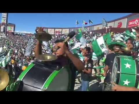 """""""La Komun  SANTOS VS Leon 2018"""" Barra: La Komún • Club: Santos Laguna"""
