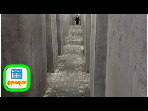 Berlin memorial to murdered Jewish victims of Nazis an unsettling must-see