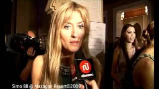 Natascha McElhone -Interview Simon Benbachir