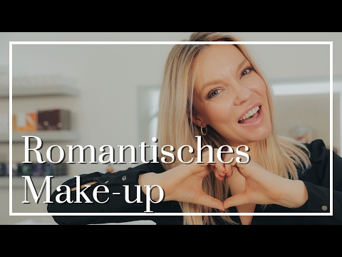 Romantisches Make-up