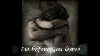 Lie Before You Leave