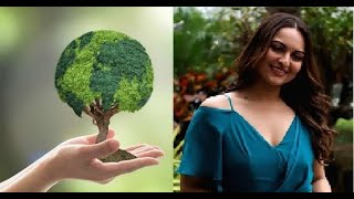 Sonakshi Sinha shares a poem through a video on World Environment Day