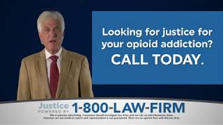 Video thumbnail: 1-800-LAW-FIRM on Opioids