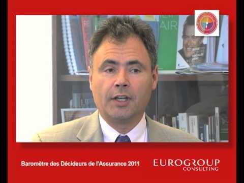 Baromètre des Décideurs de l'Assurance 2011 — Film 1